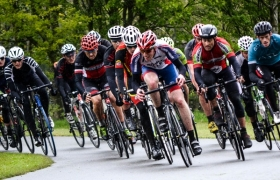 Bury Clarion 4th cat Crit @ Salt Ayre