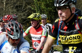 National XC at Newnham Park, and trails in S Wales