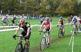 Otterspool CX 2014 Vets Race