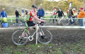 Waddow Hall CX 2014 Seniors Race